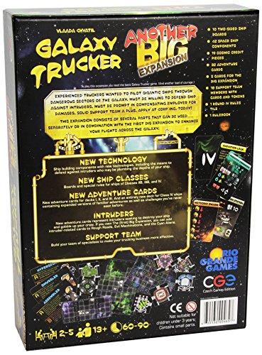 Río Grande - Galaxy Trucker Juego de Mesa, de expansión para Galaxy Trucker