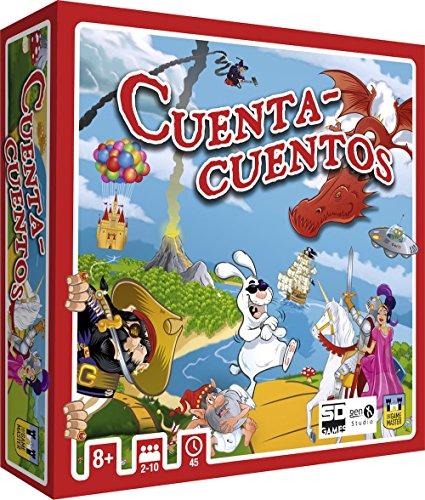 SD Games Cuentos (SDGCUECUE01)