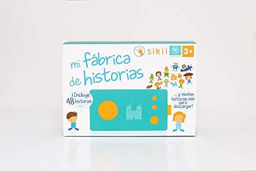 Sikii – Mi Fábrica De Historias – Juguete Educativo , color/modelo surtido