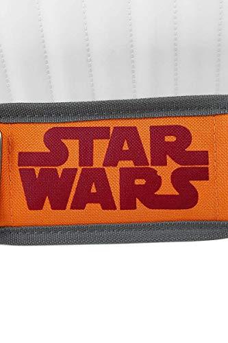 Star Wars Blanco Naranja Rebel Alliance Logo Bolsillo Icono de la Bolsa de Mensajero 39x32x9,5cm