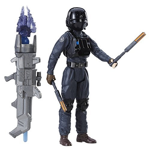 Star Wars Rogue One Sargento Jyn ERSO Imperial Infiltrator Figura