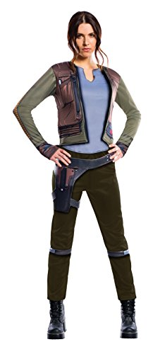 STAR WARS Rogue One Story Jyn ERSO Deluxe Adult Costume Large