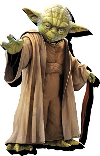 Star Wars Yoda Large Funky Chunky Magnet