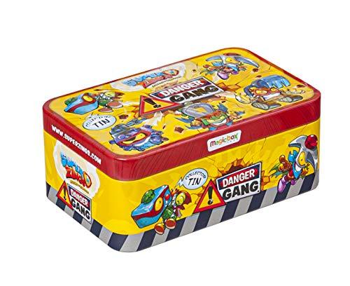 SUPERZINGS S.IV - Tin Danger Gang con 5 exclusivos SuperZings villanos , color/modelo surtido