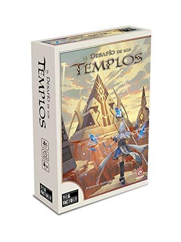 TCG Factory El Desafío de los Templos