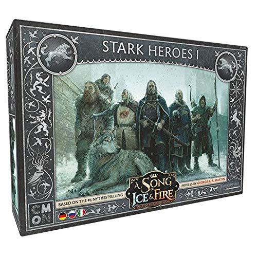 Una canción de Hielo y Fuego – Hero Stark 1
