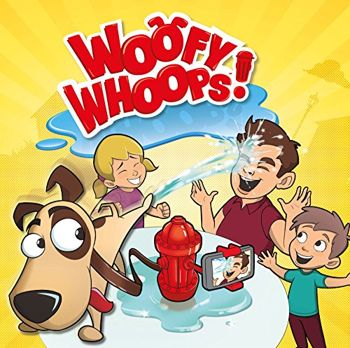 Woofy Whoops -Juegode diversión para toda la familia , color/modelo surtido