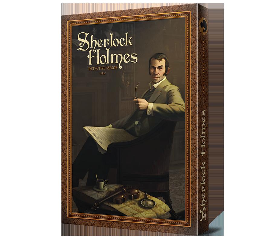 sherlock holmes juego de mesa