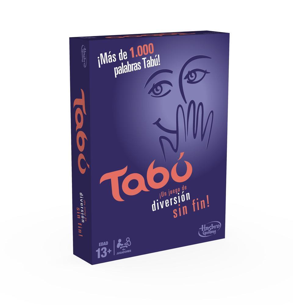 Tabu hasbro