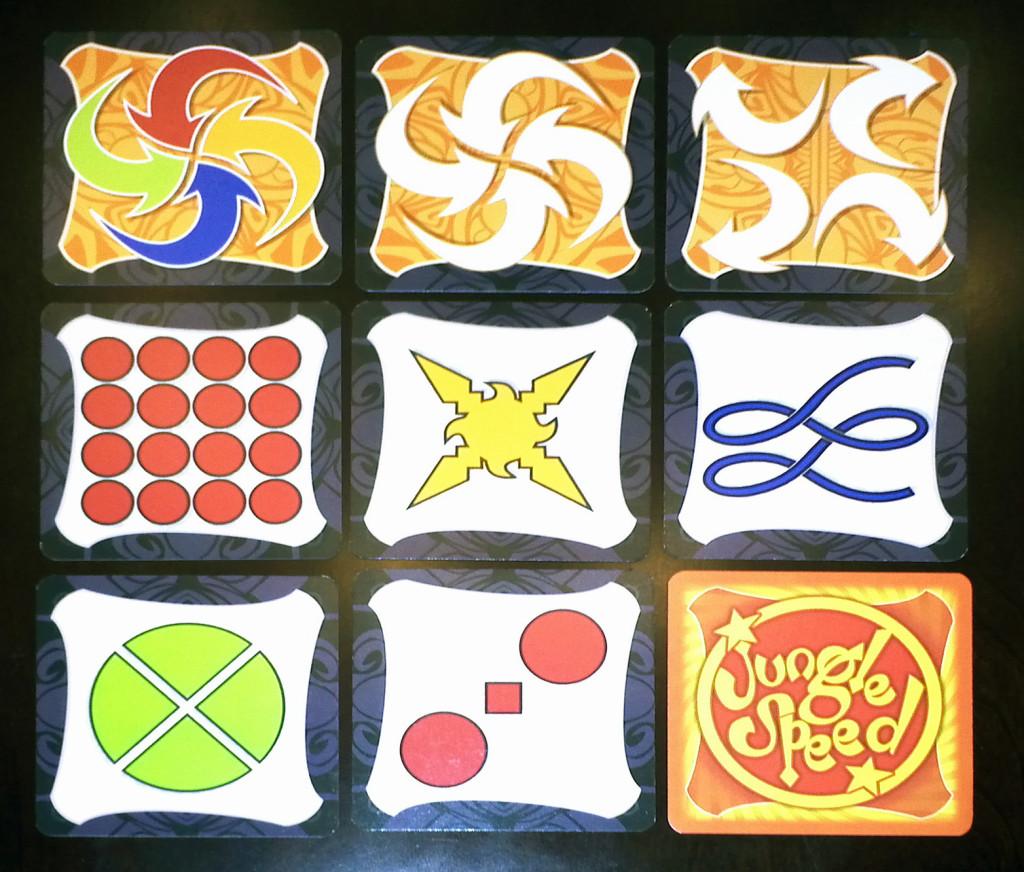 cartas Jungle-speed expansion