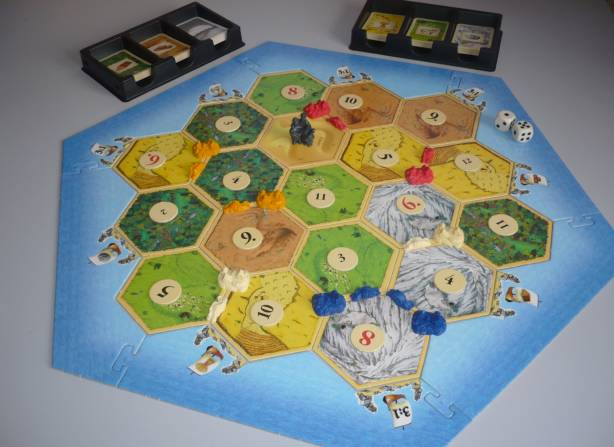 catan jugonesweb On catan juego mesa