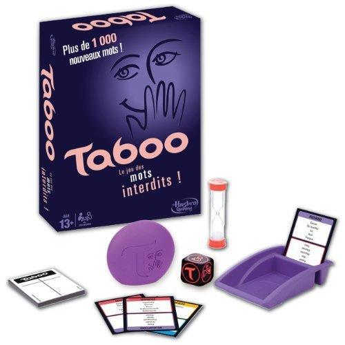 Tab jugonesweb for Juego de mesa tabu precio