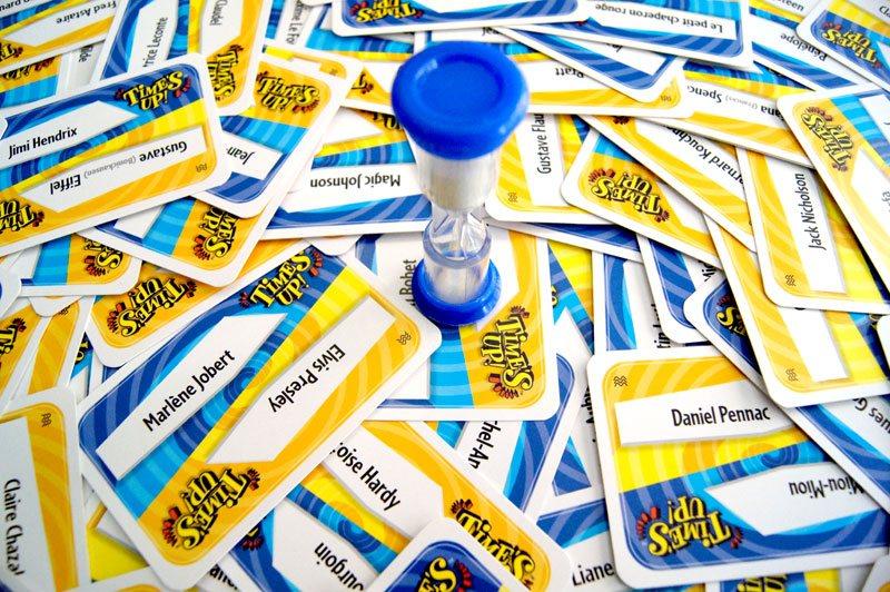 times up cartas