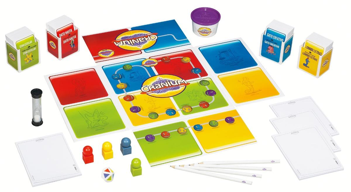 Juegos de tablero jugonesweb for Cazafantasmas juego de mesa
