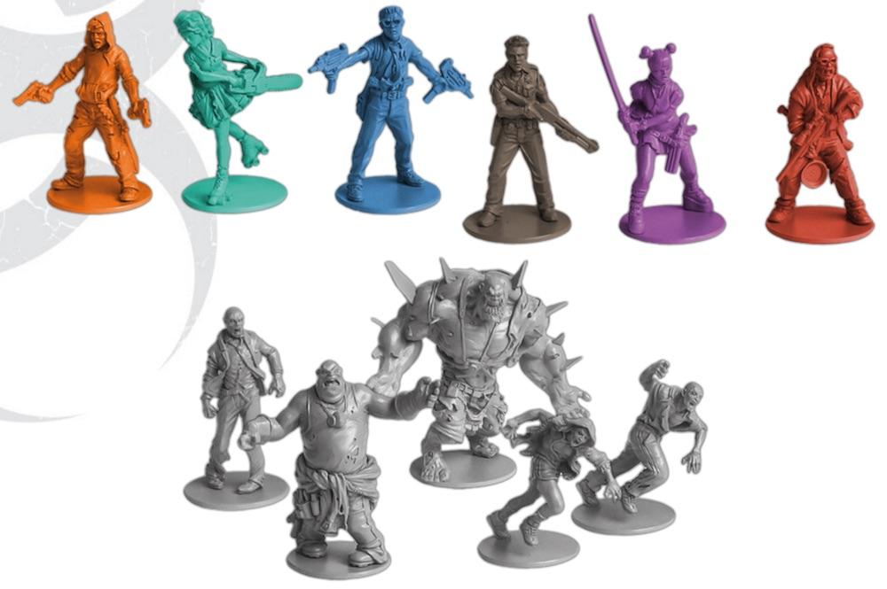 figuras zombicide