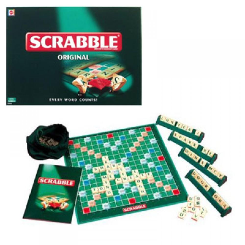Scrabble Mattel Jugonesweb