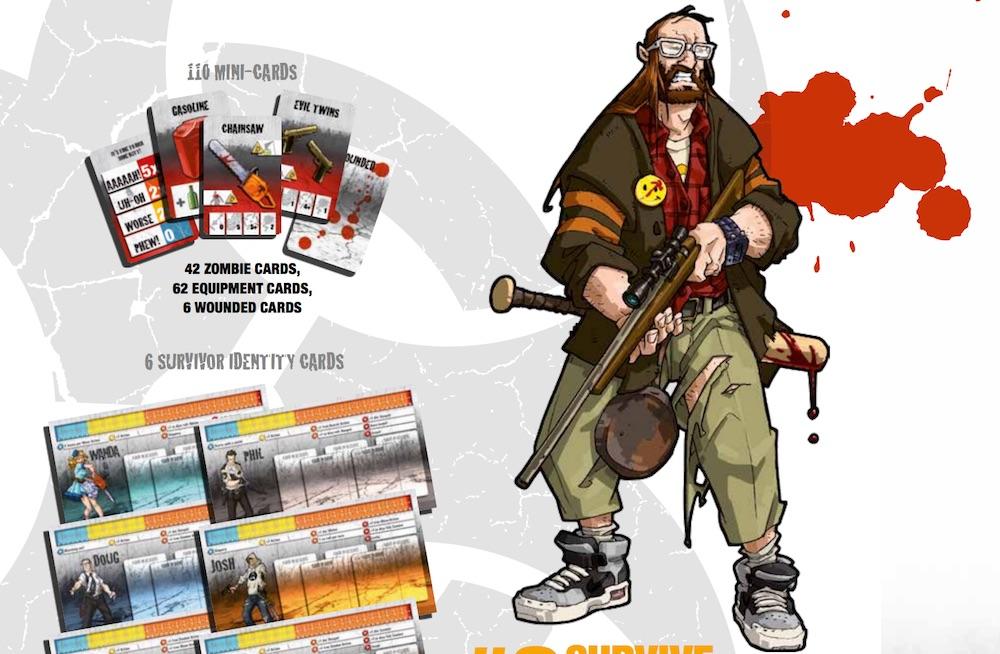ilustración personaje zombicide