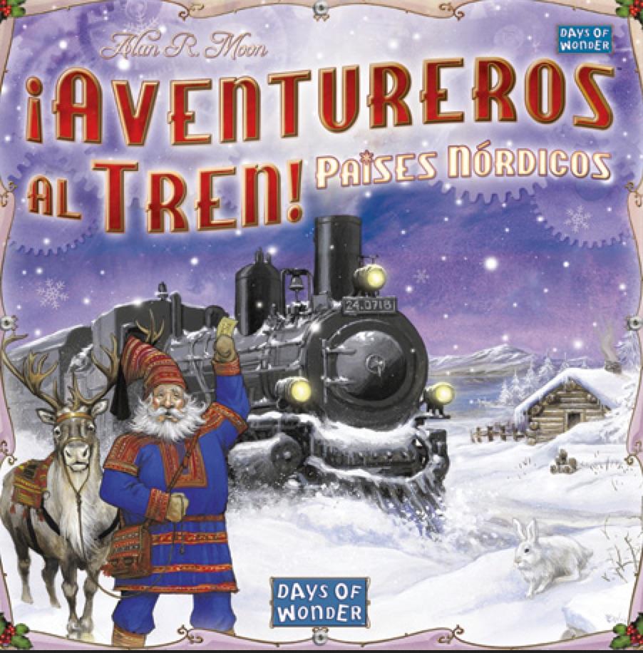 Aventureros al tren paises nordicos