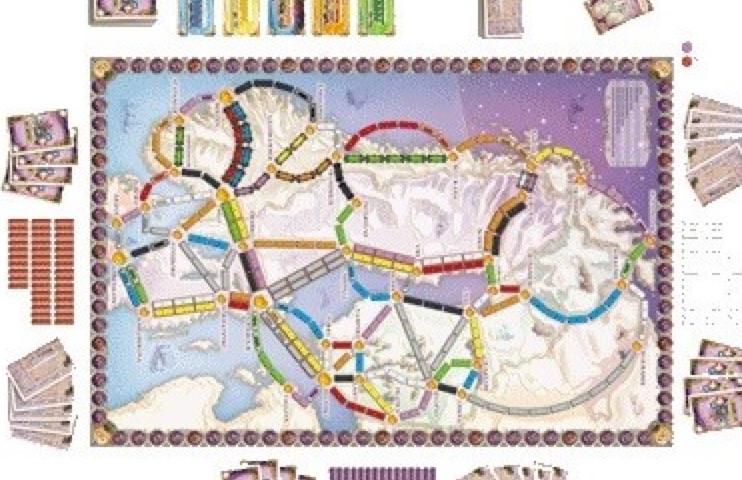 Aventureros al tren_paises nordicos