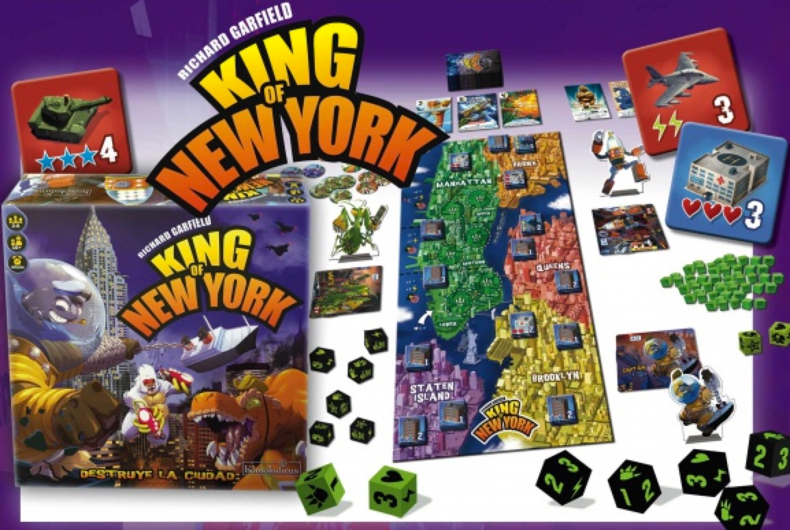 king of nwe york juego