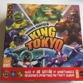 king of tokyo juego