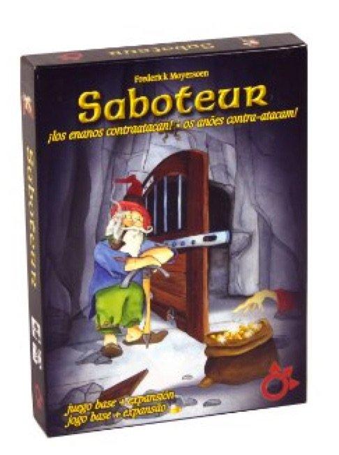 saboteur juego