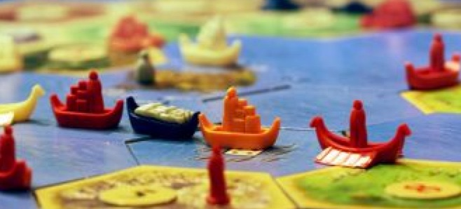 catan piratas exploradores