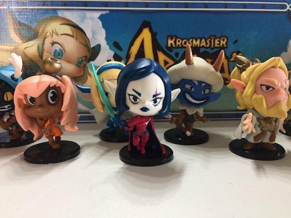 krosmaster arena 2 juego