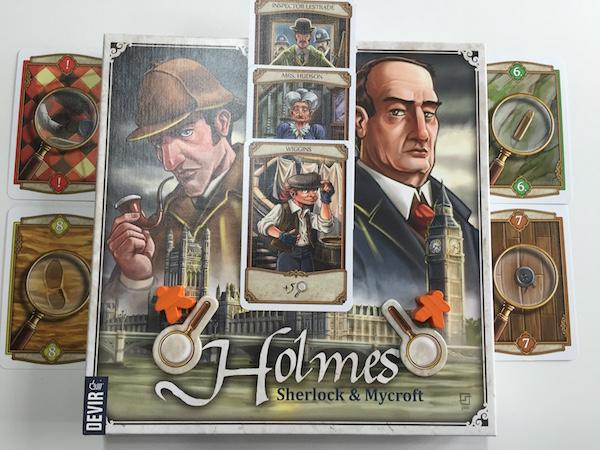 holmes-juego