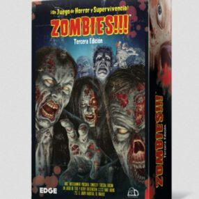 zombies tercera edicion juego