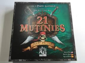juego 21 mutinies