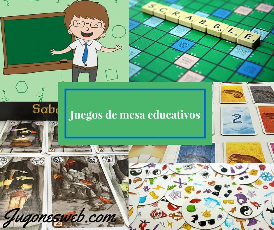 Juegos de mesa educativos unos buenos juguetes did cticos for Flashpoint juego de mesa