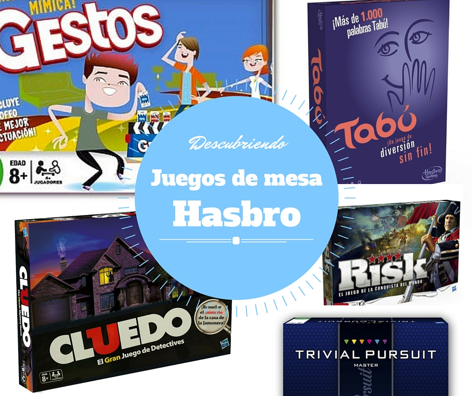 Descubriendo Los Mejores Juegos De Mesa Hasbro Jugonesweb