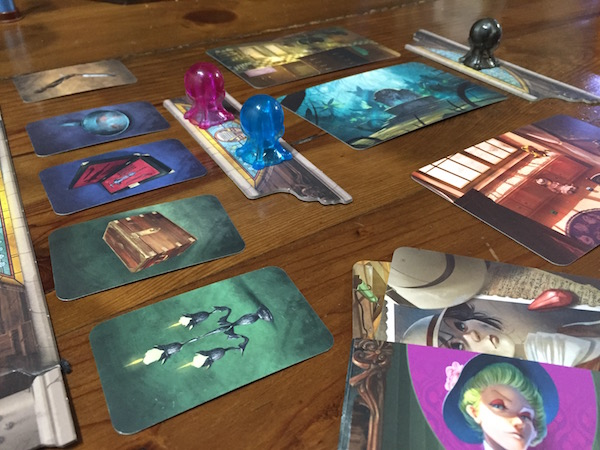 Mysterium jugonesweb for Mysterium juego de mesa