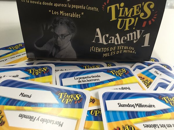 times up academy 1