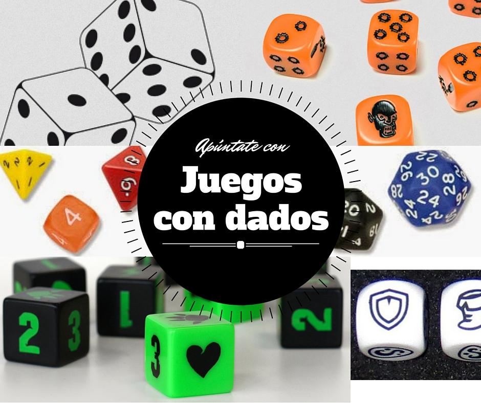 Juegos De Mesa Con Dados Jugonesweb