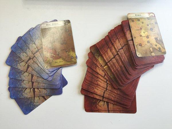 la furia de dracula cartas