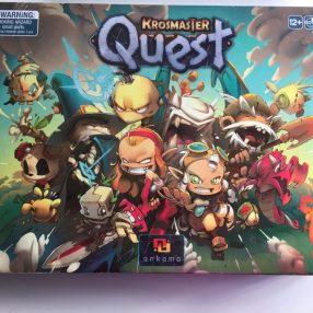 krosmaster quest juego