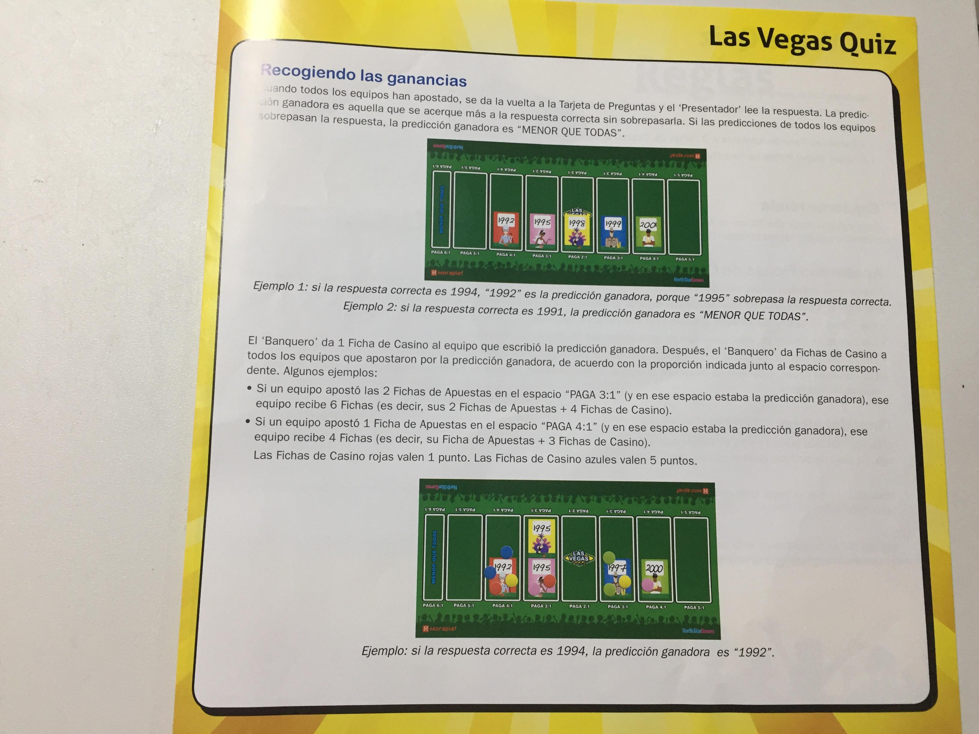 Las Vegas Quiz Jugonesweb