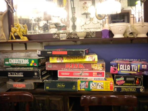 bar juegos de mesa alicante