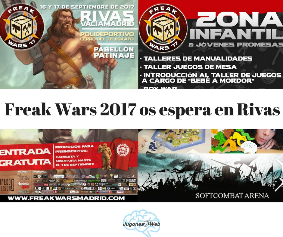 Freak Wars 2017