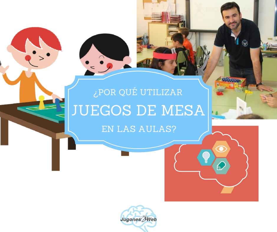 Por qu utilizar juegos de mesa en las aulas jugonesweb for Cazafantasmas juego de mesa
