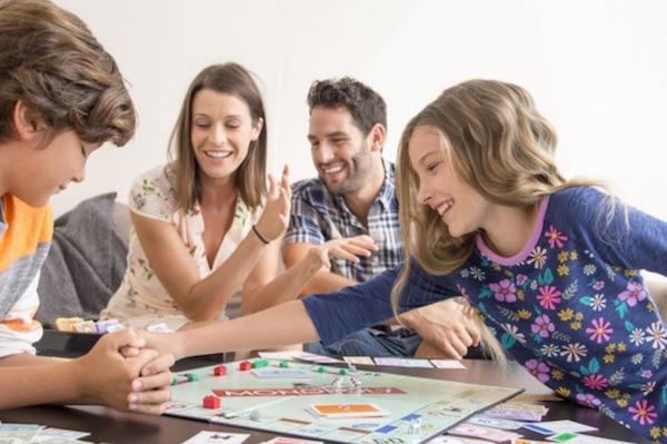 regalar juegos de mesa en Navidad